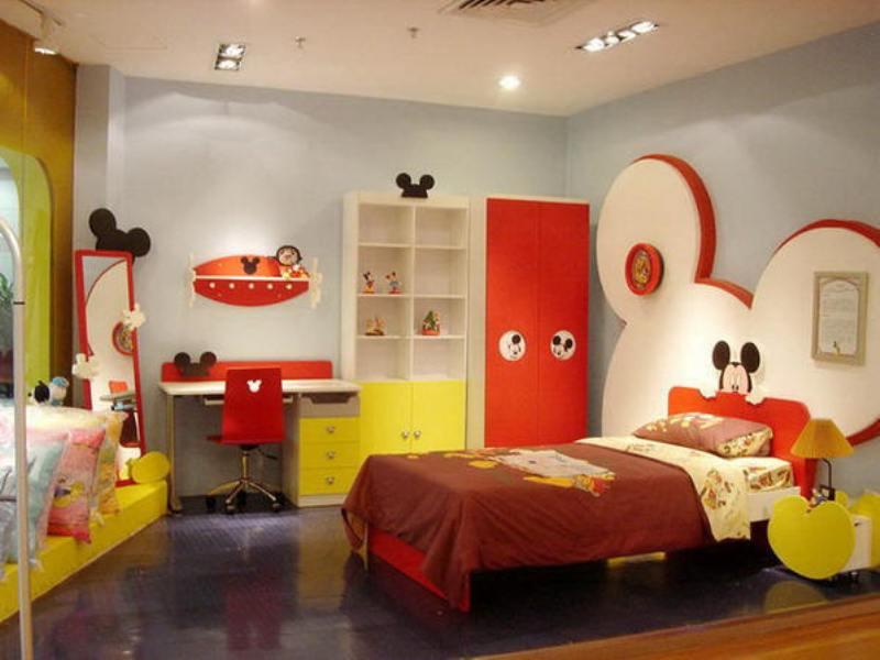 quarto-infantil-tematico-mickey