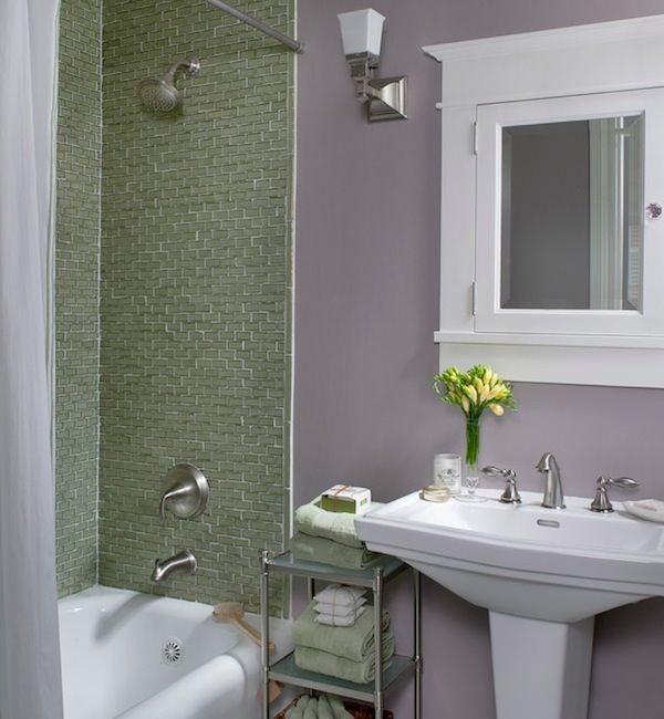 Banheiros Pequenos  Referências # Otimizar Banheiro Pequeno