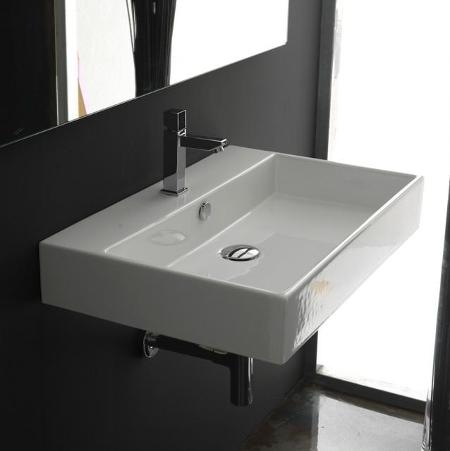 Banheiros Pequenos  Referências -> Acessorios Pia De Banheiro