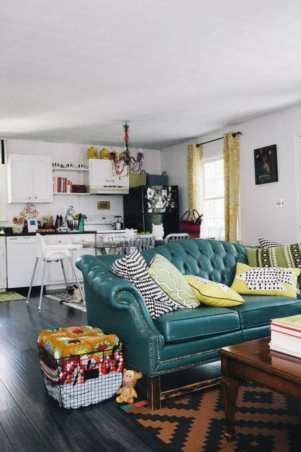sofa-azul-turquesa-couro
