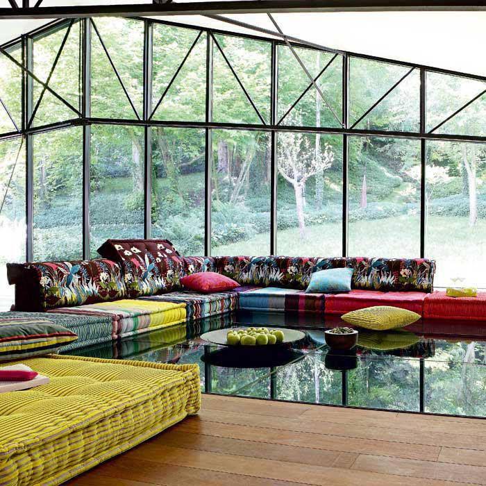 sofa-colorido-futon-colorido