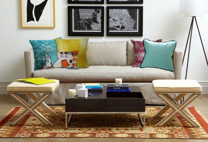 almofadas-coloridas-sofa-branco