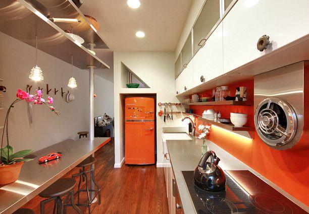 cozinha-estilosa-geladeira-vintage