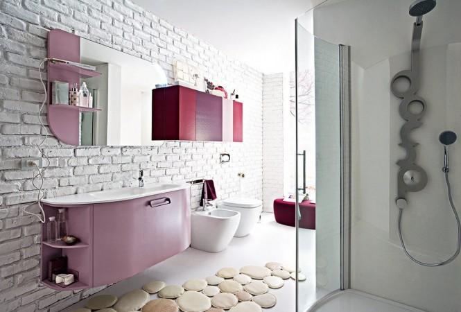 tijolo-a-vista-parede-banheiro