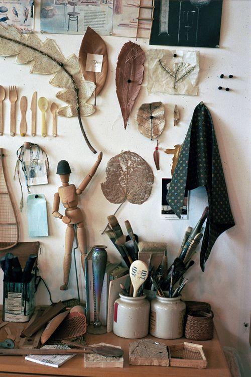 objetos-criativos-preso-parede