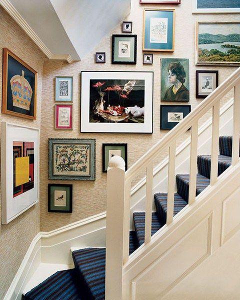 quadros-parede-cheia-escada