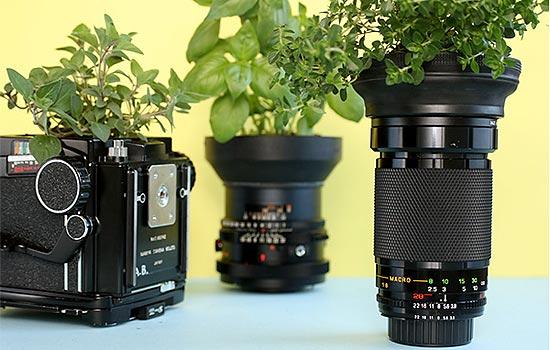 vaso-lente-camera-profissional
