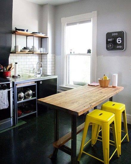 balcao-madeira-para-cozinha