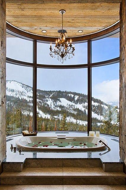 banheira-com-vista-para-montanha-neve