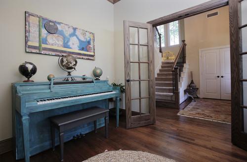 casa-rustica-com-piano-azul
