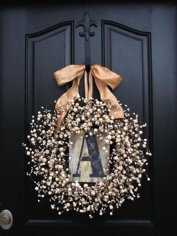 decoracao-porta-entrada-letra-a
