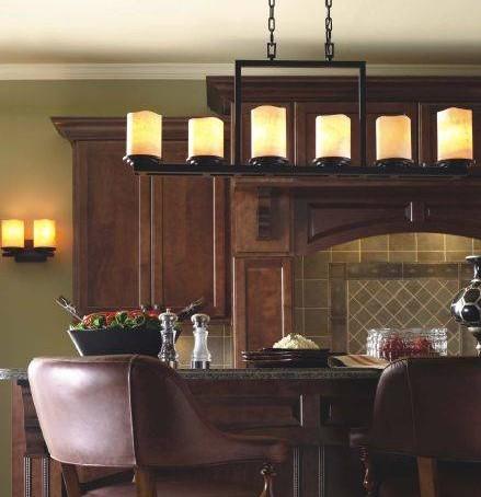 Lumin rias r sticas inspire se haus decora o - Iluminacion rustica interior ...