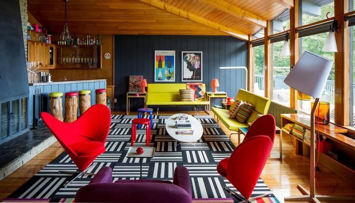 tapete-moderno-com-estampa-geometrica