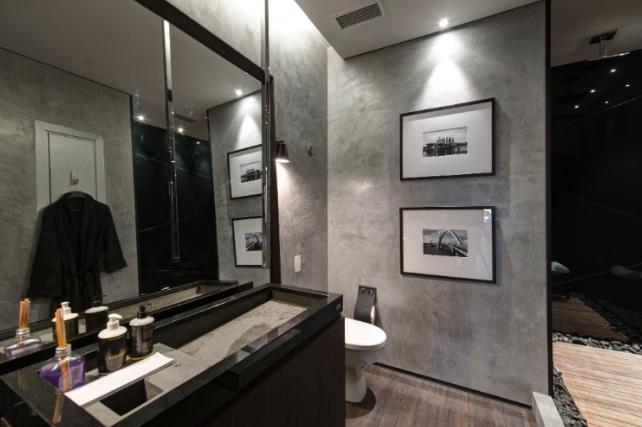 banheiro-pedra-cimento-madeira