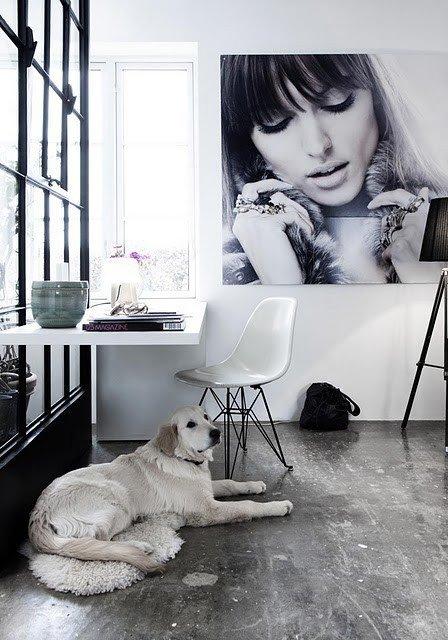 decoracao-preto-e-branca-sala