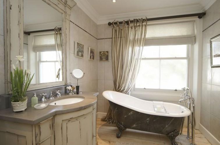 Estilo provençal na decoração  Haus Decoração -> Pia De Banheiro Estilo Provencal