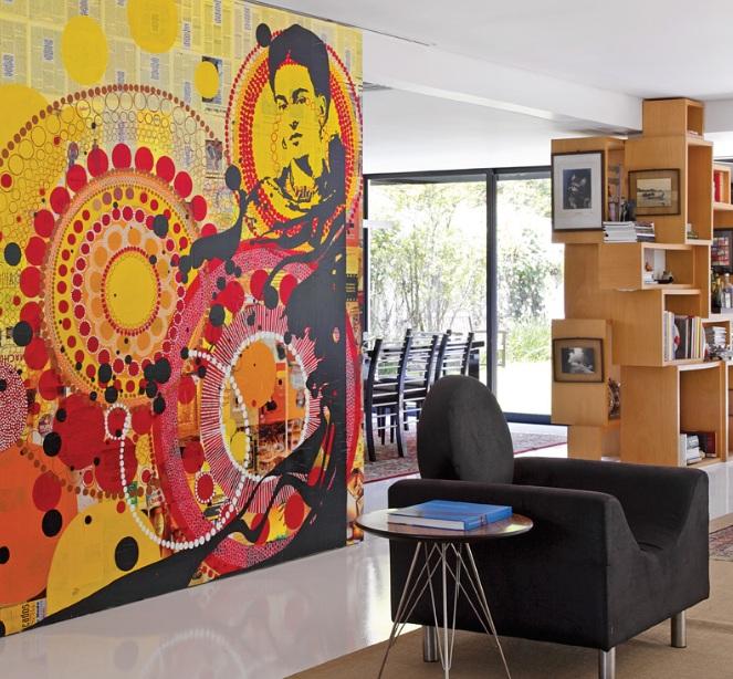 grafite-frida-parede-da-sala