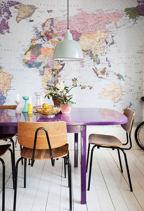 mapa-mundi-sala-de-jantar