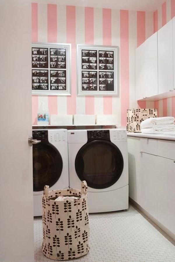 papel-de-parede-rosa-lavanderia
