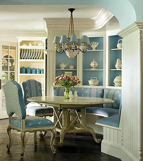 sala-de-jantar-provencal-tecido-azul