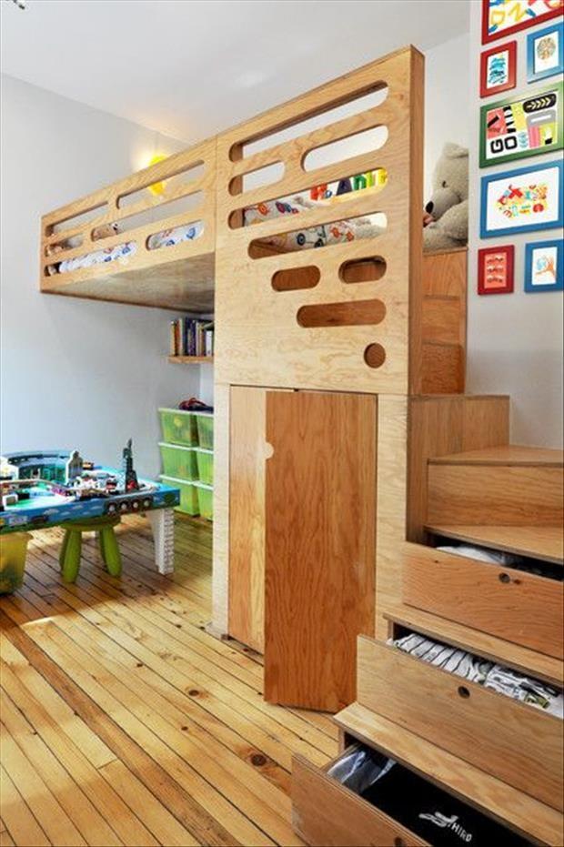 cama-suspensa-quarto-infantil
