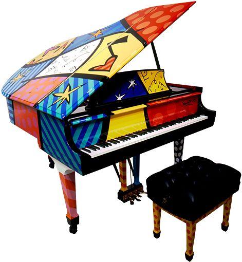 piano-pintado-romero-britto
