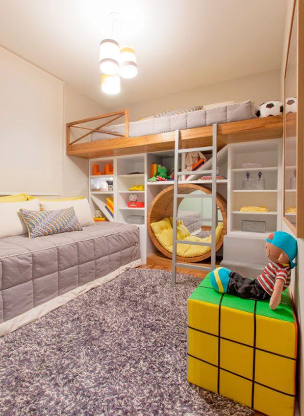 quarto-infantil-com-porta-criativa-