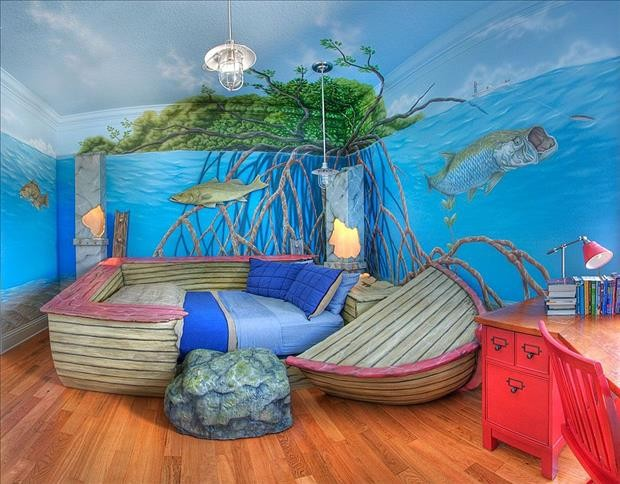 quarto-infantil-tema-fundo-do-mar