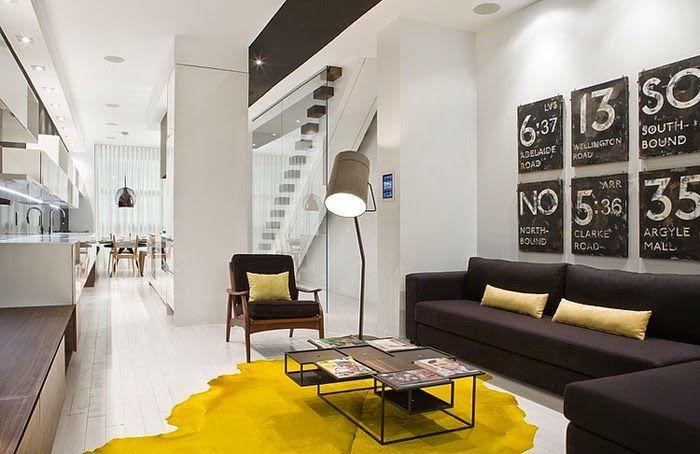 tapete-amarelo-sala-de-estar