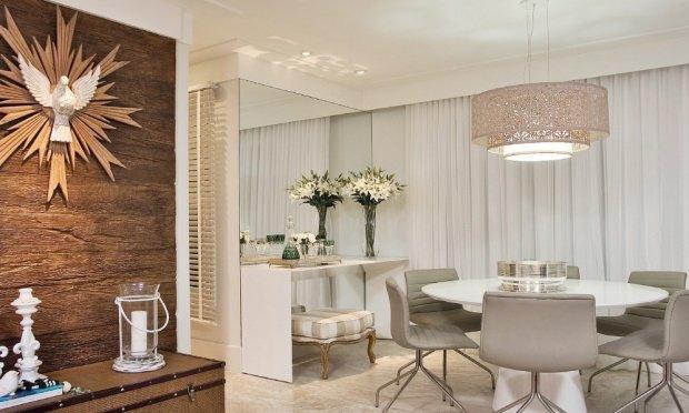Buffet Sala De Jantar Venda ~ Aparador simples que faz toda a diferença na hora de servir e decorar