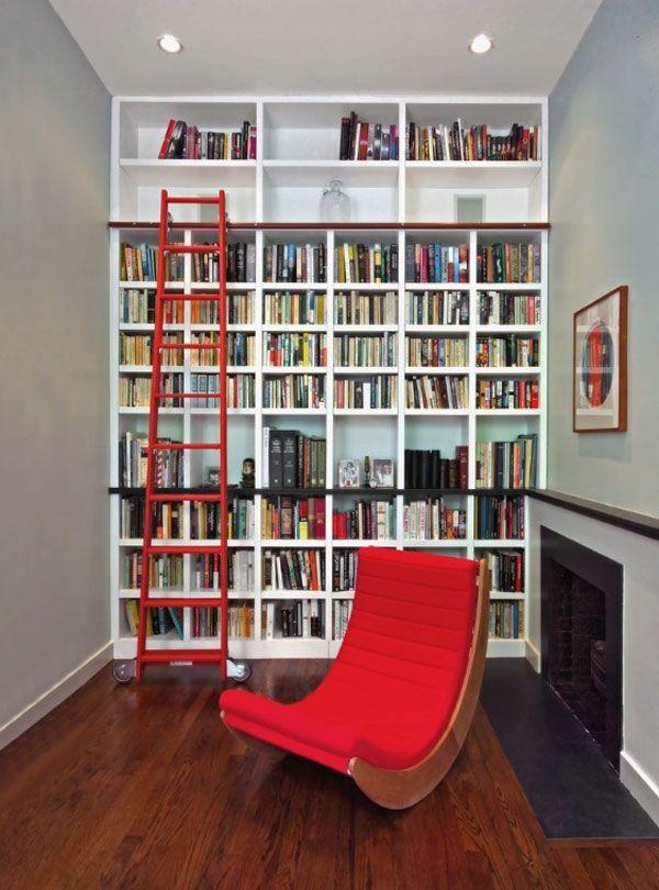 sala-da-lareira-com-biblioteca