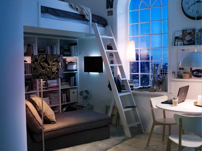 cama-sob-estante