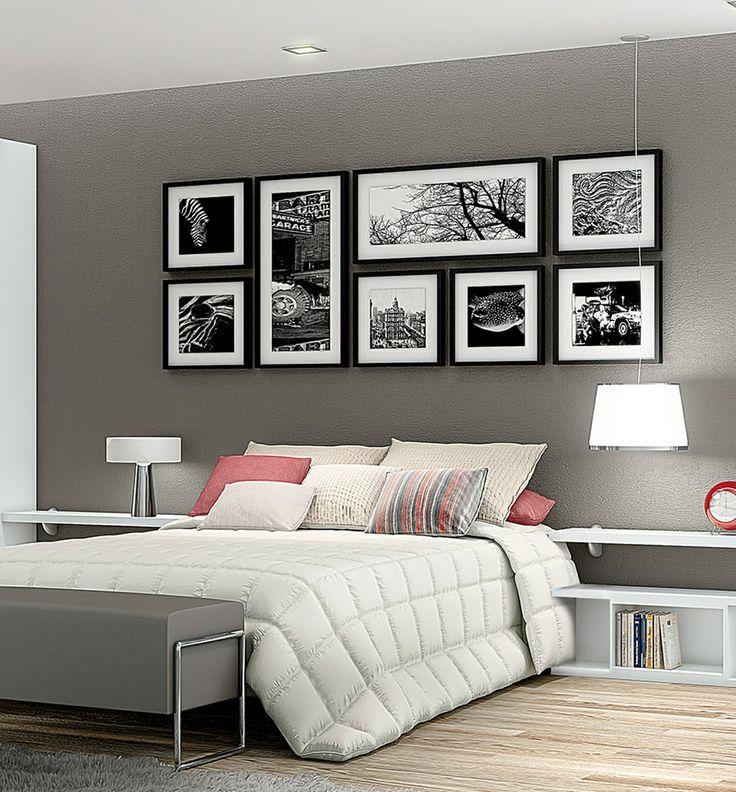 quadros-alinhados-parede-cabeceira