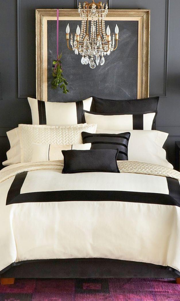 quarto-elegante-preto-e-branco
