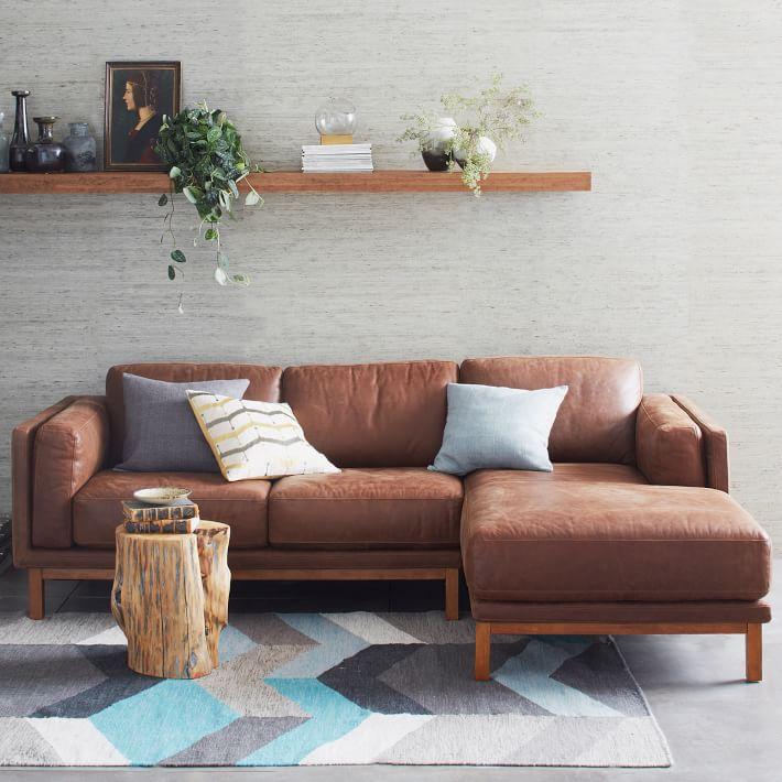 sofa-de-couro-com-chaise