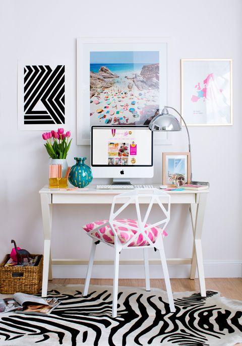 animal-print-home-office