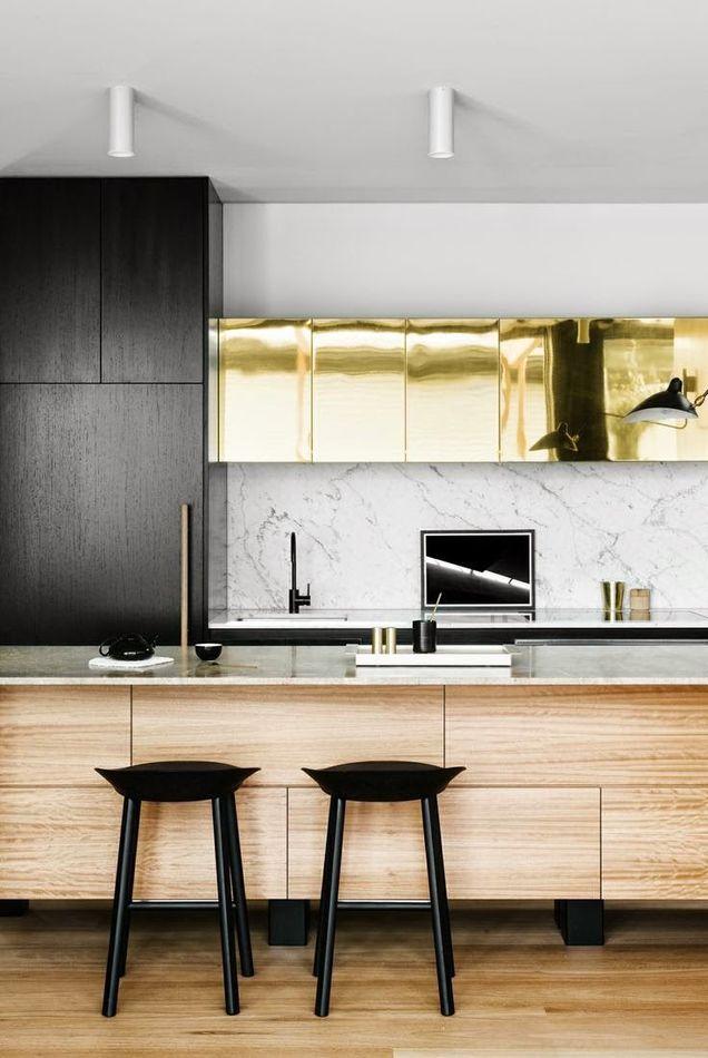 armario-dourado-cozinha