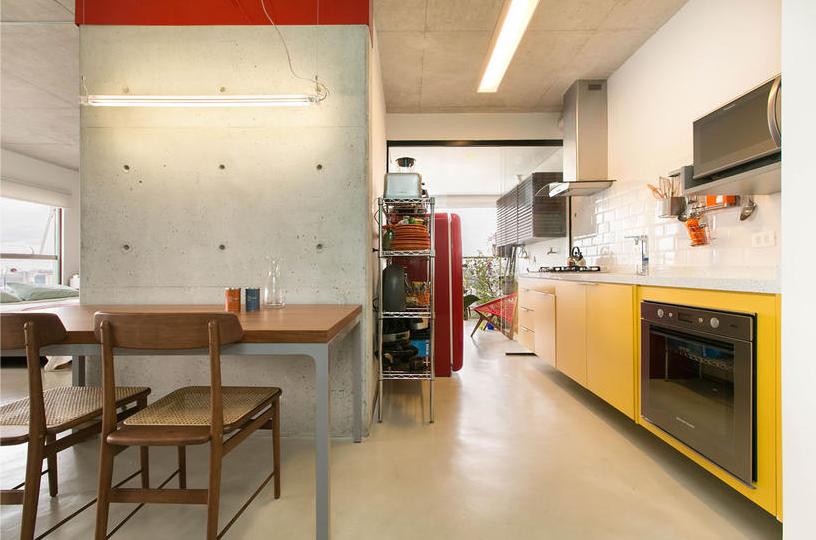 cozinha-moderna-apartamento-loft