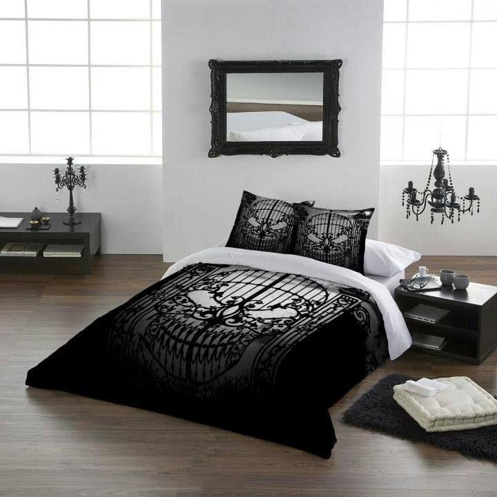 a cultura g tica na decora o haus decora o. Black Bedroom Furniture Sets. Home Design Ideas