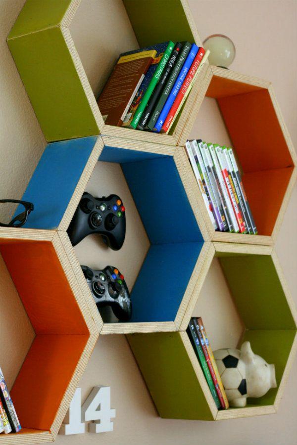 nichos-coloridos-na-parede