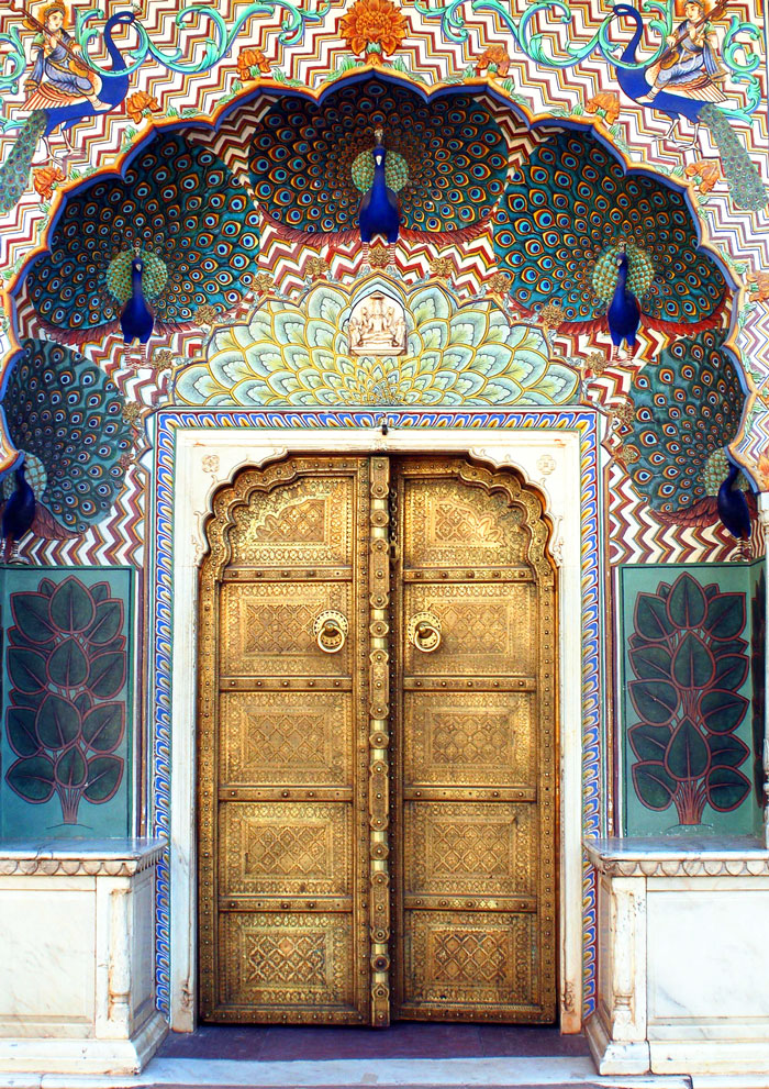 porta-dourada-casa-india