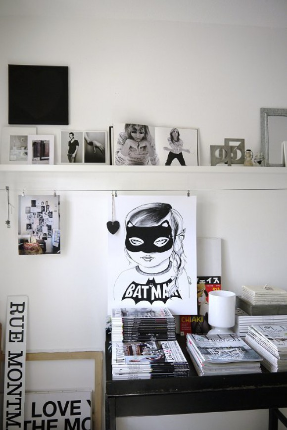 quadro-feminino-batman-personalizado