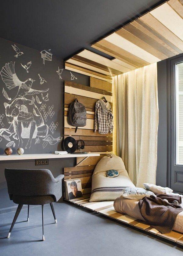 revestimento-de-madeira-do-piso-ao-teto