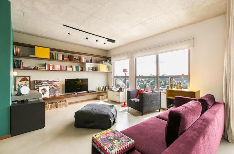 sala-apartamento-loft