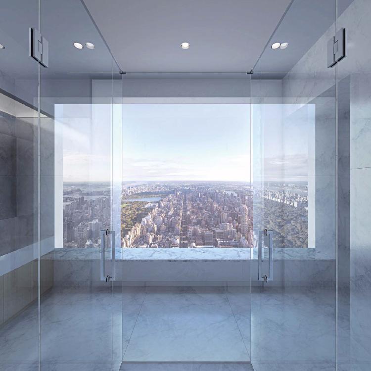 vista-banheiro-432-park-avenue