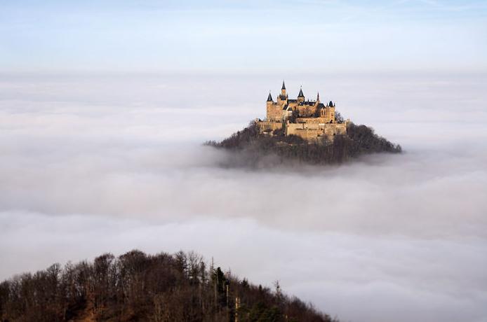 Castelo Hohenzollern Alemanha