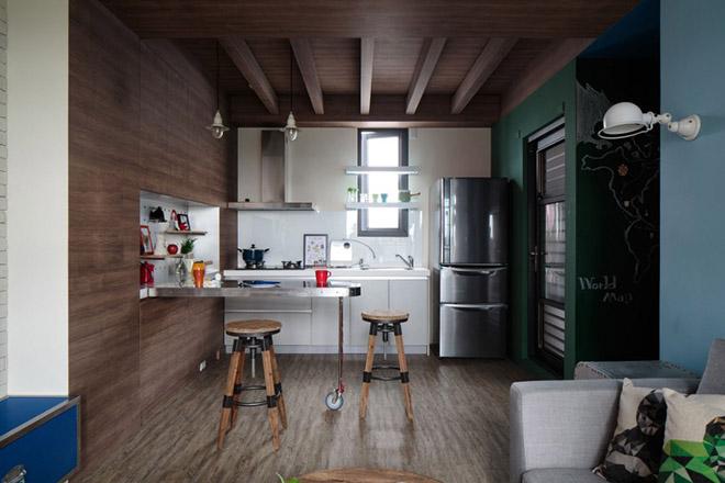 cozinha-revestimento-de-madeira
