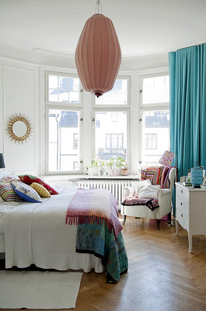 cortina-azul-turquesa