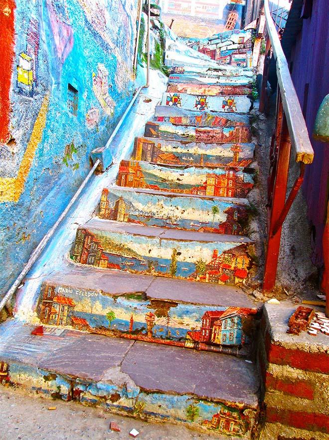 escada-val-paraiso-chile