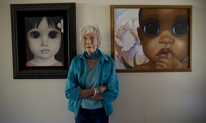 Margaret Keane 2014